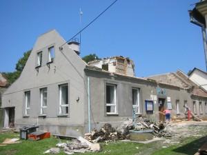 rekonstrukce úřadu