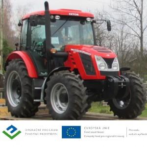 Grafika-traktor Zetor