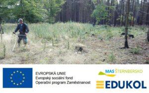 Grafika- podpora zaměstnanosti Edukol, MAS Šternbersko