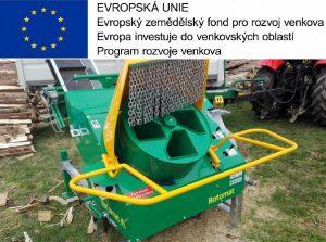 Krátící pila - program rozvoje venkova