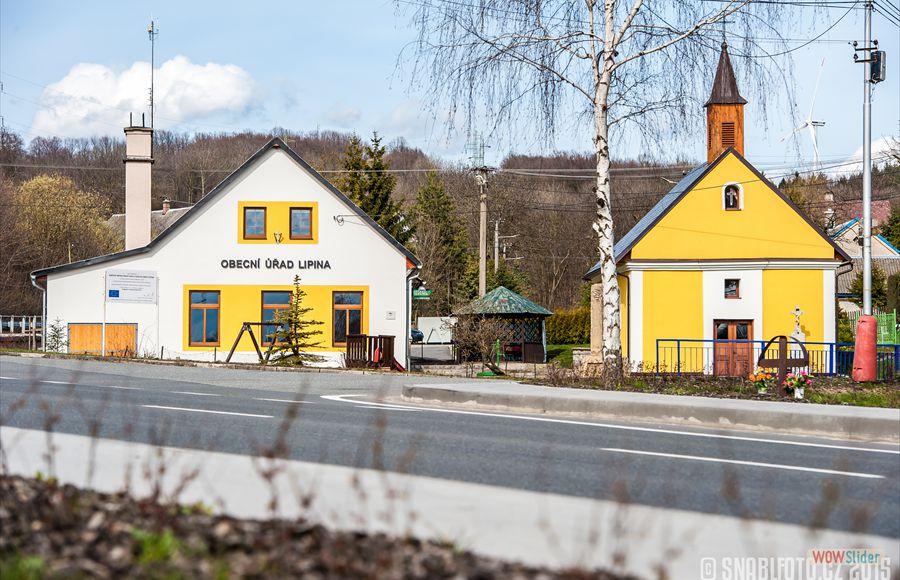 Lipina kostel